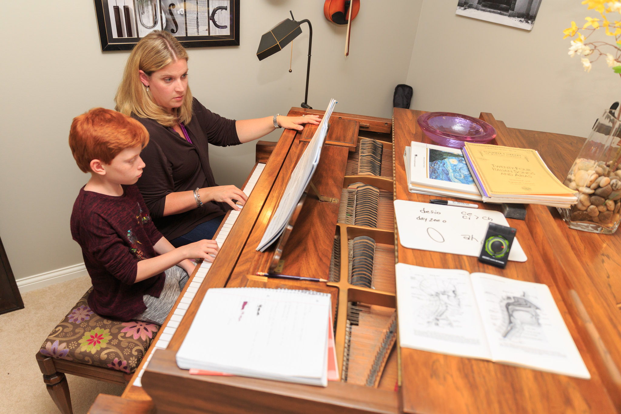 Piano Lessons with teacher, Sarah Bucher