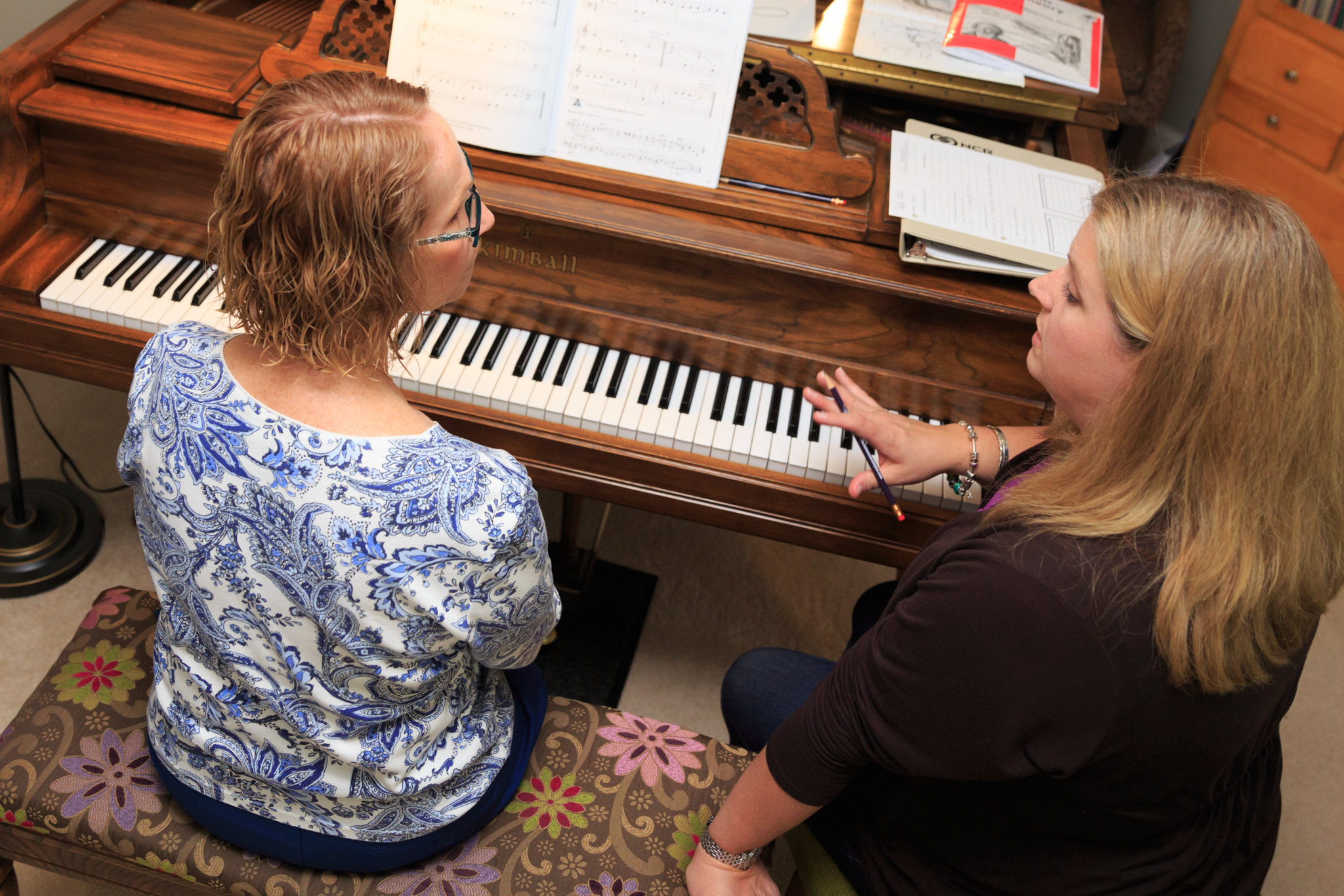 Piano Lessons have great benefits